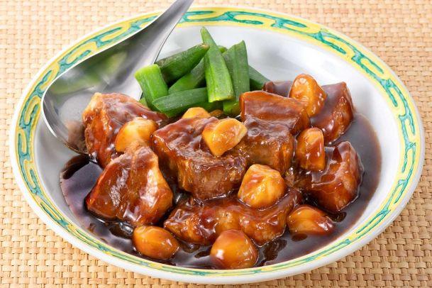 トロっとトンポーロー(中華風豚の角煮)